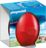 Playmobil - 4947 - oeuf de pâques - Fußballtortraining