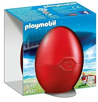 De 4947 Pâques Playmobil Fußballtortraining Oeuf HeD2IE9YW