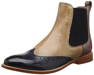 4ccf9a77fbccd9 Melvin   Hamilton Women s Amelie 5 Chelsea Boots  Amazon.co.uk ...