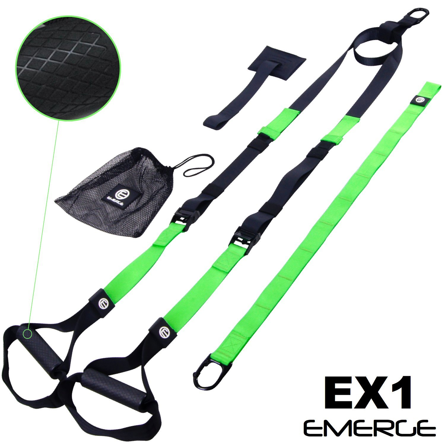 EX1 Suspension Trainer by Emerge Fitness