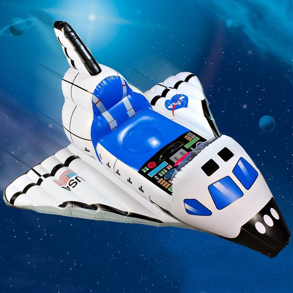 Aeromax Jr. Space Explorer Kind Inflatable Space Shuttle One-Größe