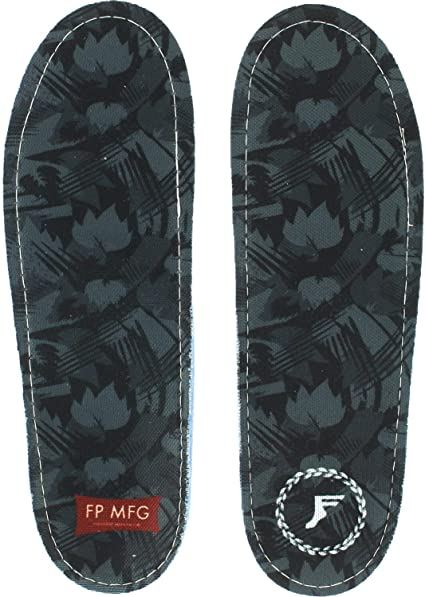 Gamechanger Orthotic Shoe Insoles Footprint FP Camo