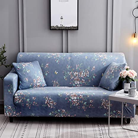 Ihoming - Funda elástica para sofá con 2 Fundas de Almohada ...
