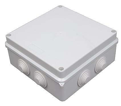 ezitown abs waterproof plastic junction box 5 91\