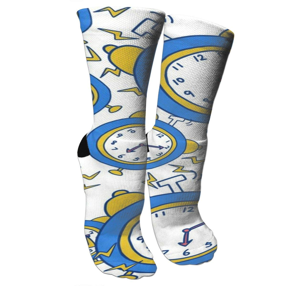 Varicose Veins Athletic Travel Ygsdf59 Alarm Clock Morning Compression Socks for Women and Men Best Medical,for Running