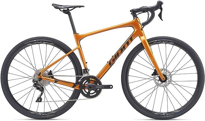 Giant Revolt Advanced 2 M Carbono Gravel Bicicleta Shimano ...