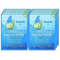 SpaLife Hydrating, Purifying, Anti-Aging, Detoxifying and Soothing Korean Facial...