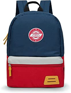 87c22a74b9 mommore Kids Backpack for Toddler Kindergarten School with Chest Clip  Hiking Bag 3-6 Years
