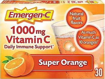 30-Count mergen-C 1000mg Vitamin C Powder