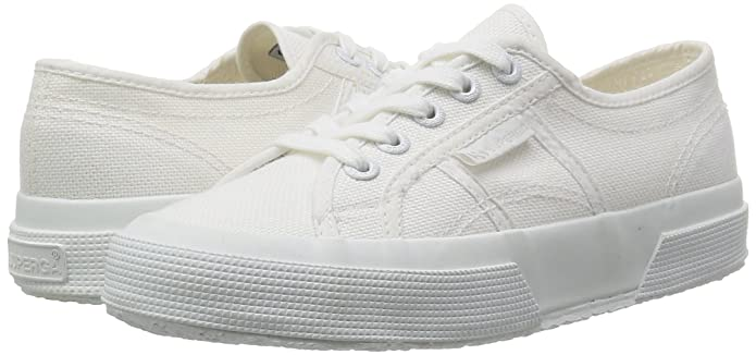 Amazon.com | Superga 2750 Cotu Classic, Unisex Adults Low-Top Sneakers, White (C42), 8 UK (42 EU) | Fashion Sneakers
