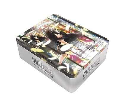 Amazon.com: Final Fantasy Trading Card Game Tin Gift Set ...