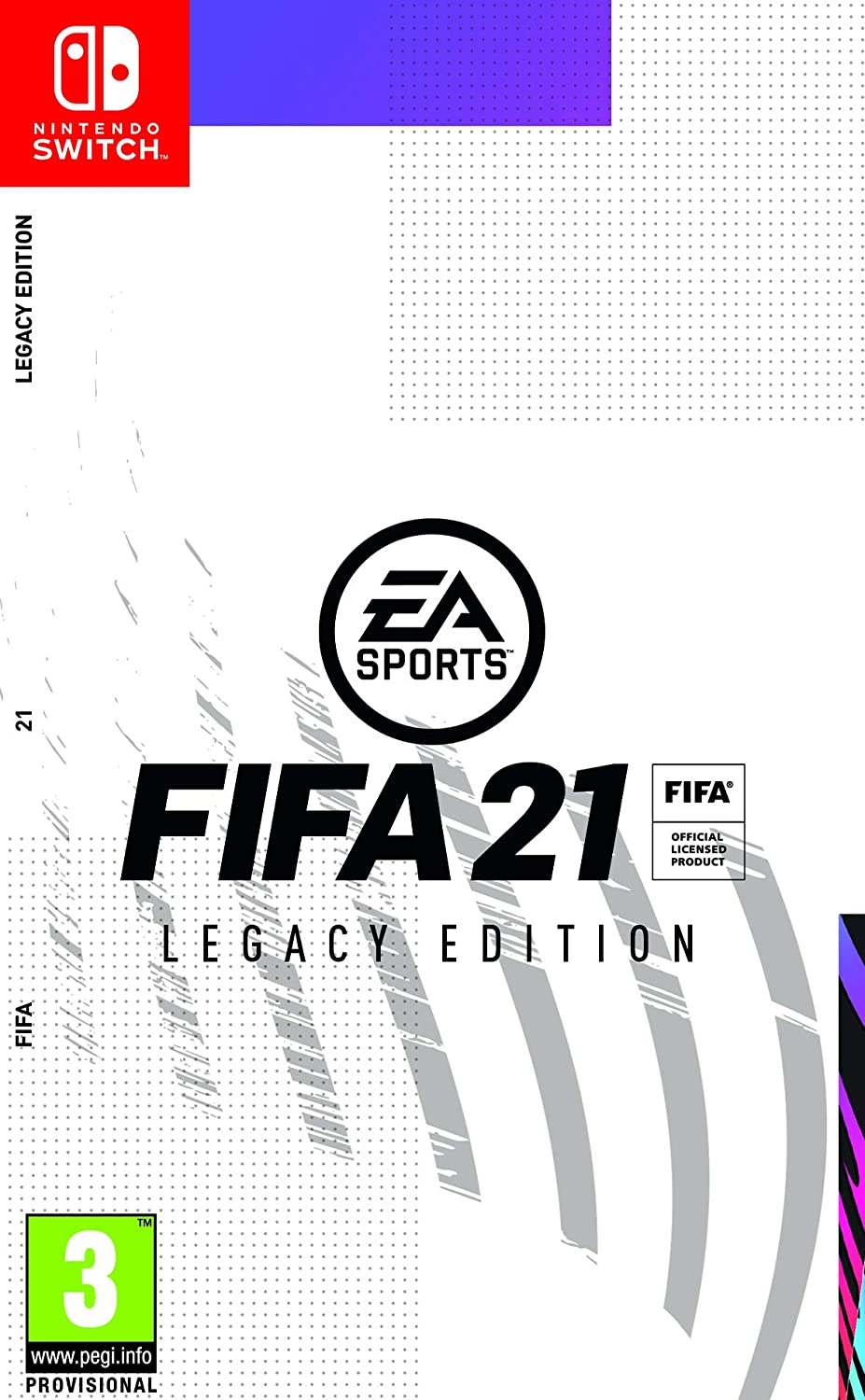 FIFA 21 Legacy Edition - Nintendo Switch: Amazon.es: Videojuegos