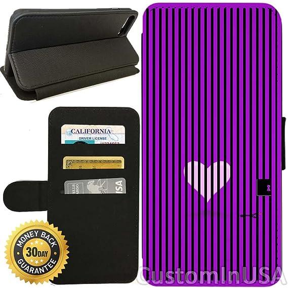 Amazon com: Flip Wallet Case for iPhone 8 PLUS (Unlock My
