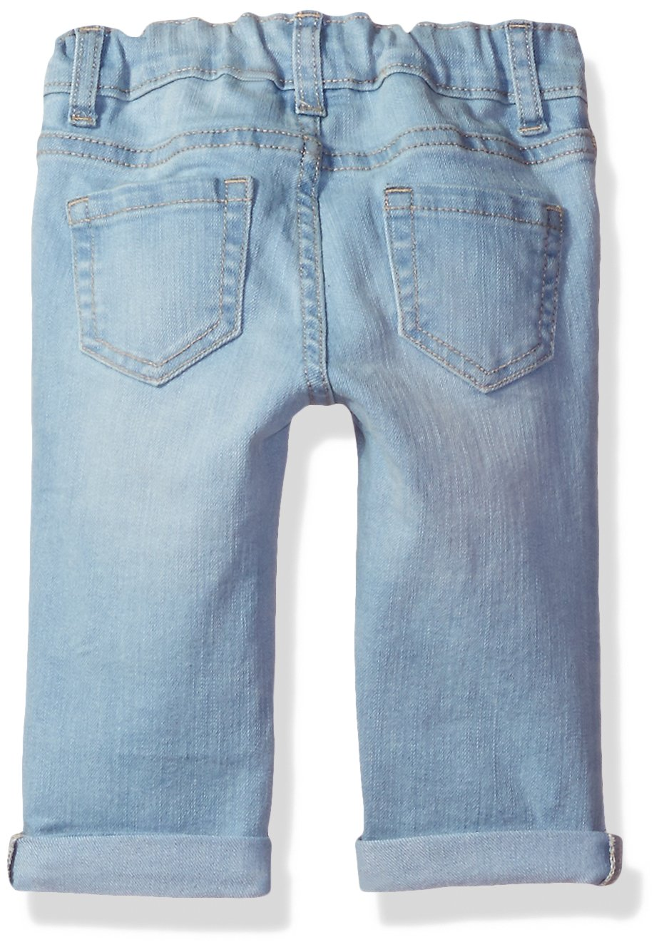 The Children's Place Baby Girls' Skinny Jeans, Abbiewash 75509, 18-24 Months