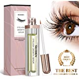 NEOMEN Natural Eyelash Growth Serum for Lash and Brow, Irritation Free Formula (8mL)