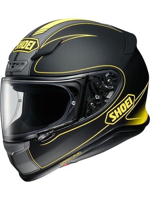 Casco Moto Shoei Nxr Flagger Tc-3 Fluo (M , Negro)