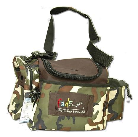 Amazoncom Fade Crunch Box Disc Golf Bag Camouflage Sports