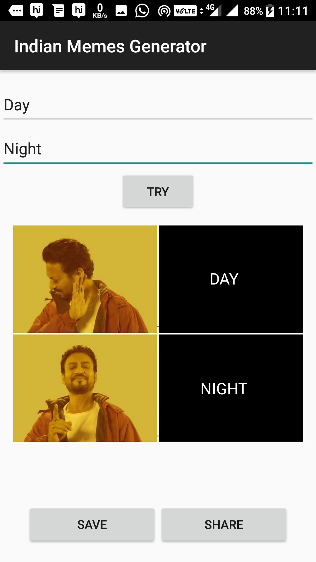 Amazon Com Indian Memes Generator Appstore For Android