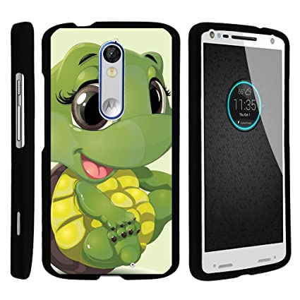 TurtleArmor | Motorola Droid Turbo 2 Case | Moto X Force Case | Kinzie [Slim