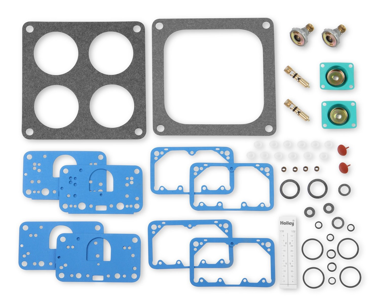 Holley 37-1547 Carburetor Rebuild//Renew Kit