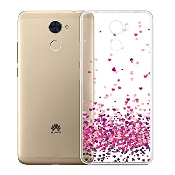 coque silicone huawei y7 2017