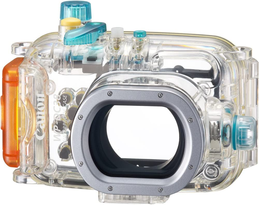 Amazon.com : Canon WP-DC38 Waterproof Housing for Canon S95 ...