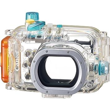 Amazon.com: Canon WP-DC38 carcasa sumergible para cámaras ...
