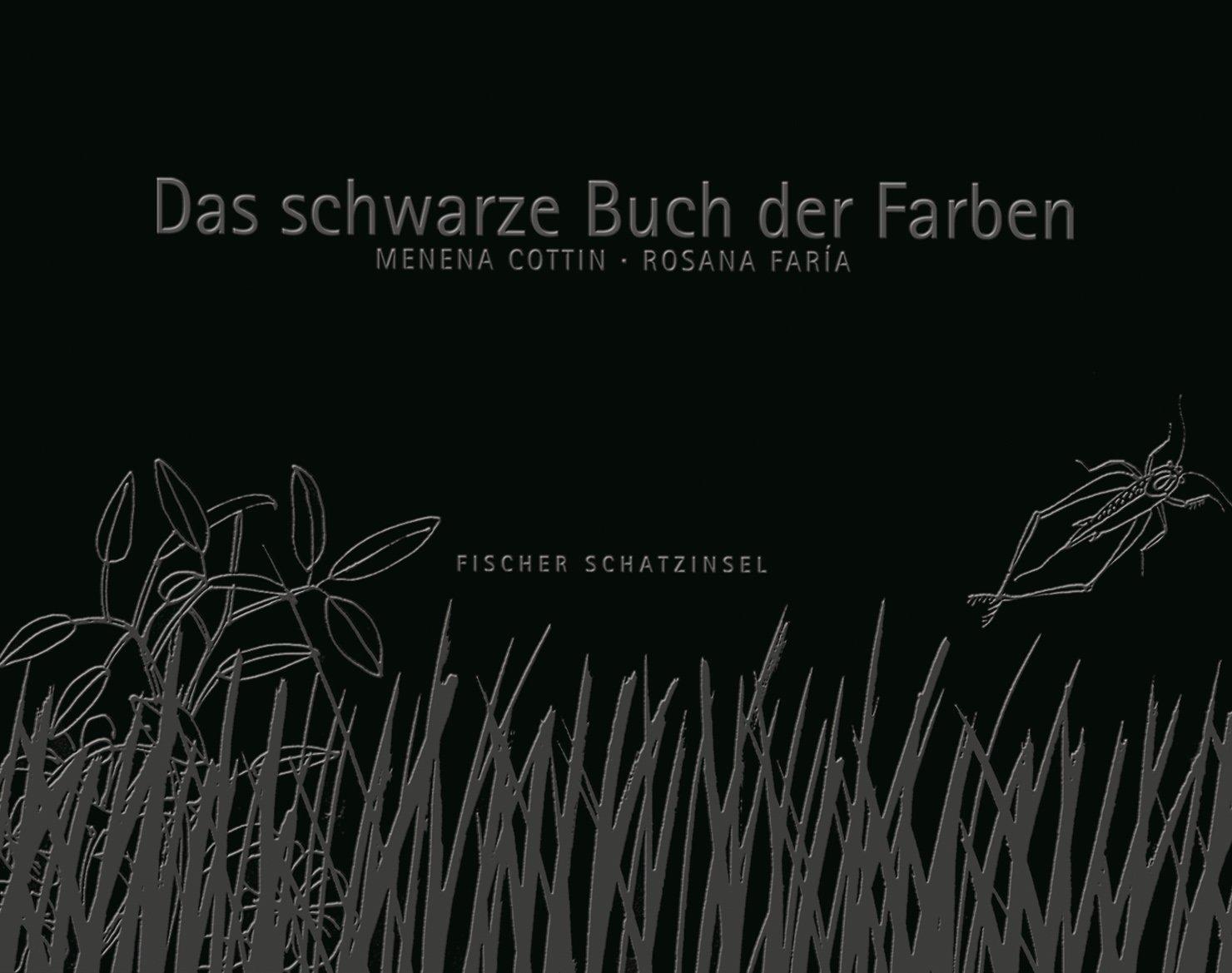 Das schwarze Buch der Farben: Menena Cottin: 9783596853052: Amazon ...