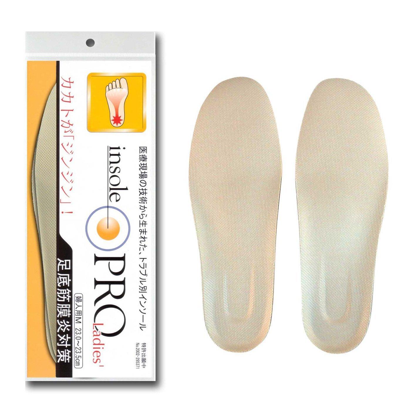 インソールプロ 足底筋膜炎対策