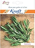 Rosemary Herb Seeds by Kraft Seeds