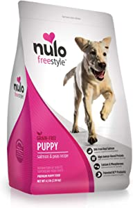 Nulo Freestyle Puppy Salmon and Peas