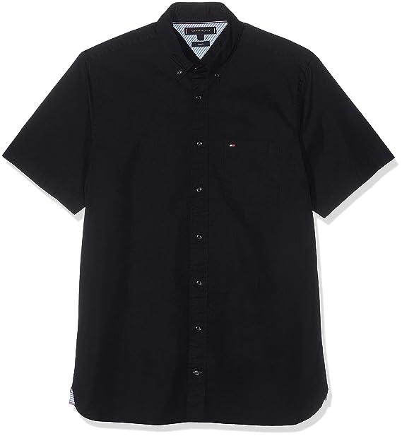 Tommy Hilfiger Stretch Poplin SS Shirt