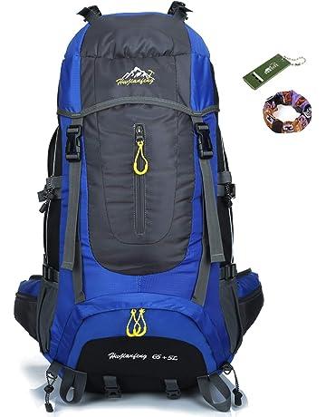 b3ed7fd842 Onyorhan 70L Viaggio Zaino Trekking Escursionismo Alpinismo Arrampicata  Campeggio per Uomo Donna