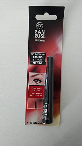 ZAN ZUSI Black Eyeliner 9ml From Mexico