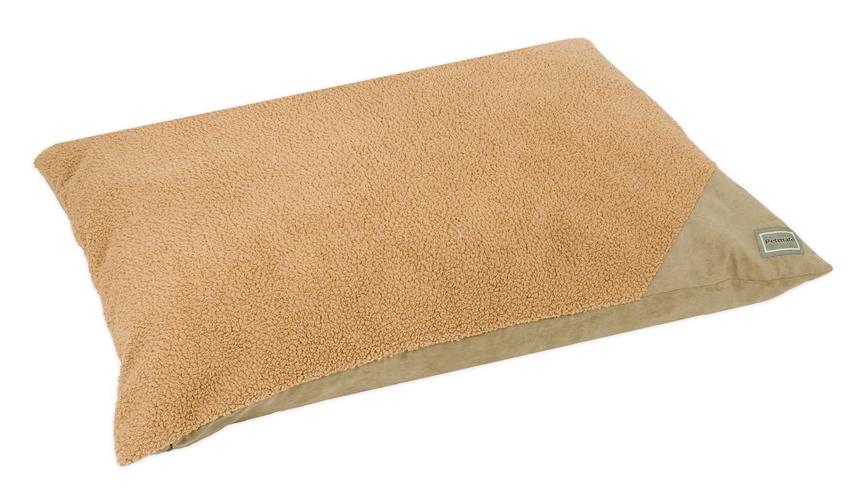 Doskocil Fleece Slide Pet Bed Pillow, 45 by 36