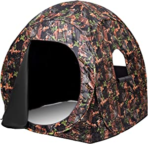 Tangkula Hunting Tent Portable Hunting Blind Pop Up
