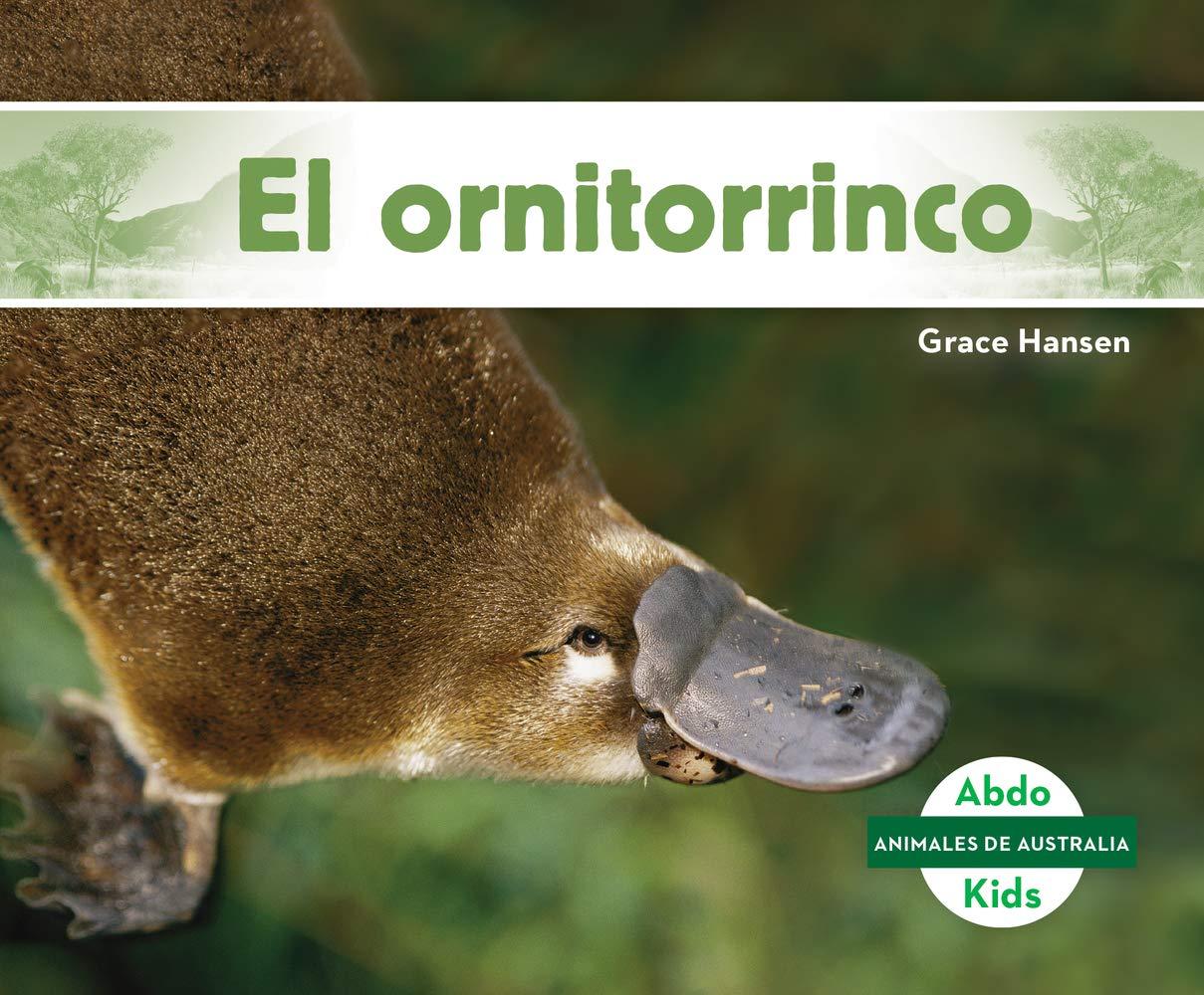 El ornitorrinco/ Platypus (Animales De Australia/ Australian Animals)