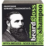 Professor Fuzzworthy's Apple Tonic Beard SHAMPOO Bar - Light Refreshing Scent - 100% Natural Premium Ingredients…