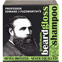 Professor Fuzzworthy's Apple Tonic Beard SHAMPOO Bar - Light Refreshing Scent - 100% Natural Premium Ingredients…