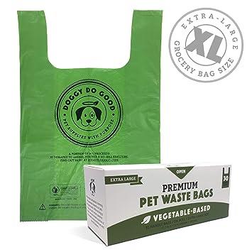 Amazon.com: Doggy Do Good XL Premium Pet – Bolsas de basura ...