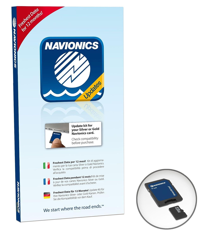 Navionics Updates (microSD)