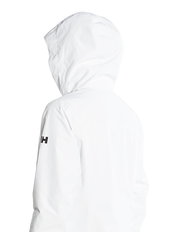 Linea Helly Hansen W Aden Long Jacket Giacca Impermeabile da Donna Rell