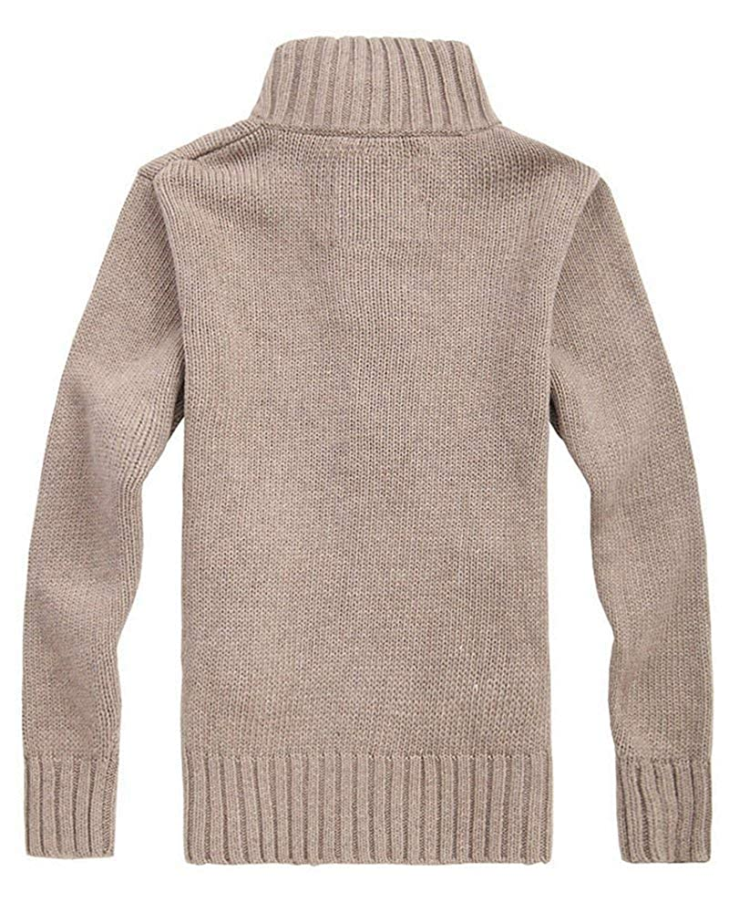 Cardigan Men Chunky Knitwear Sweatshirt Hoodie Jacket Invierno ...