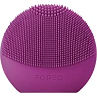 FOREO LUNA fofo Smart Facial Cleansing Brush and Skin Analyzer, Purple, Personalized Cleansing for a Unique Skincare Routine,  Bluetooth & Dedicated Smartphone App