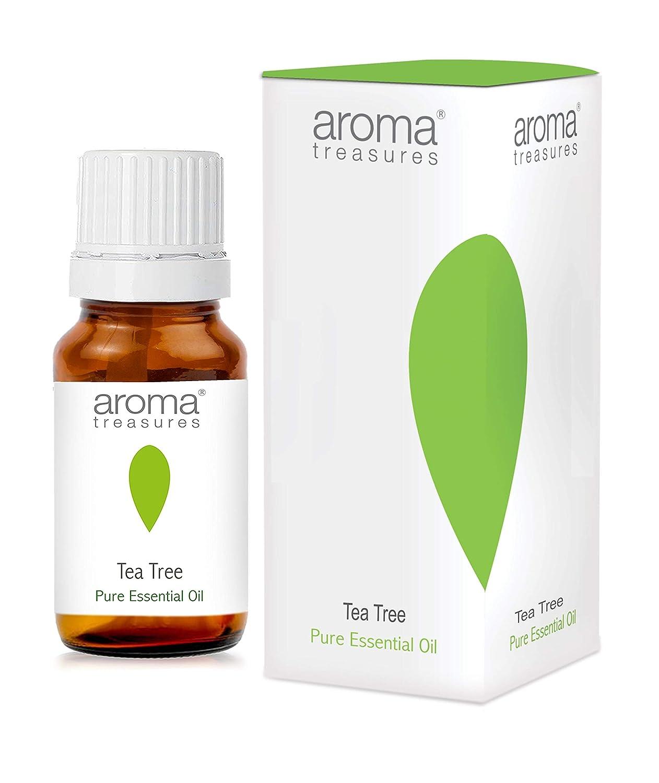 Aroma Treasures Tea Tree Pure Essential Oil