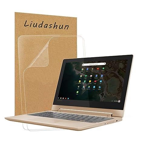 """Liudashun Protector de Pantalla HD Transparent Vivid para Lenovo Chromebook C330 11.6"""" Ordenador Portátil ["""