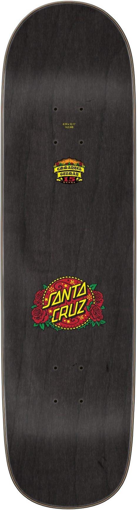 SANTA CRUZ Tabla Skateboards Dressen Dine with Me 8.59