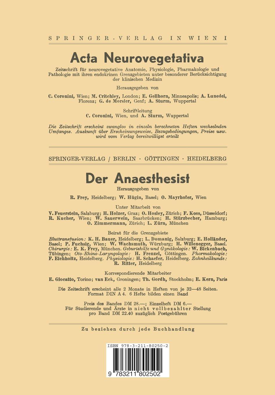 Reflektorische Beeinflußbarkeit der Lungenatmung (German Edition ...