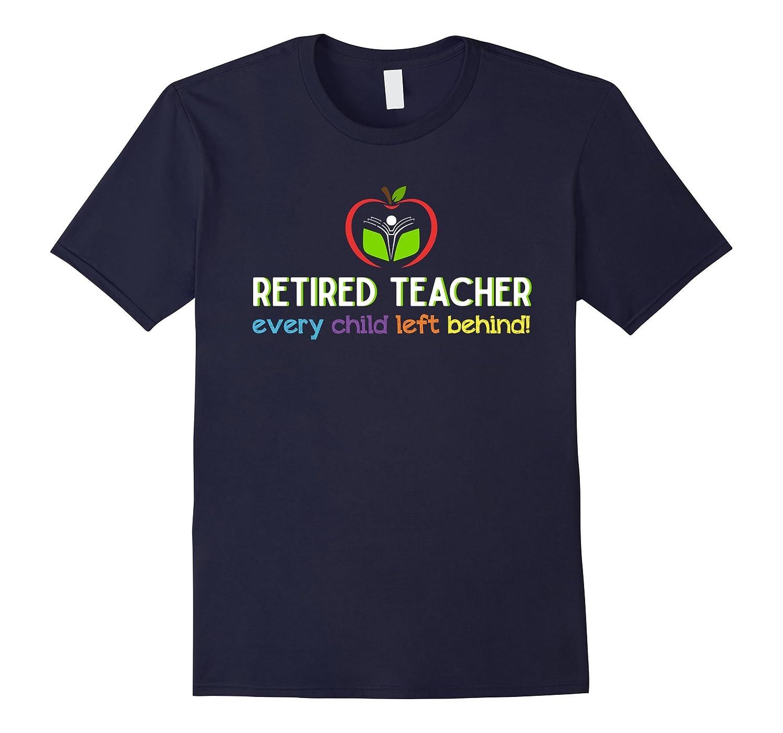 Retired 2017 Teacher Shirt Funny Retirement Gift T Shirt-Vaci