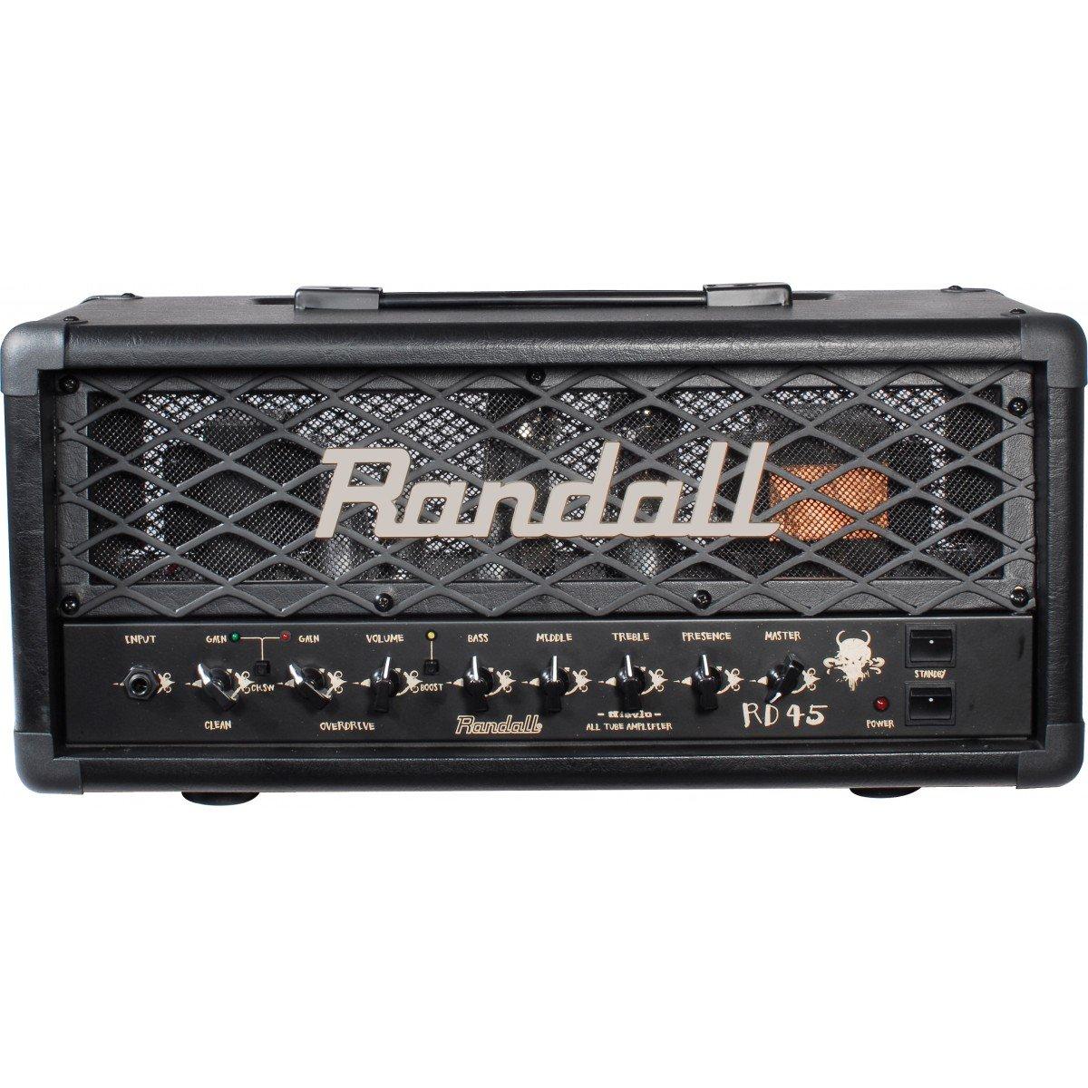 Randall RD45H Diavlo Series Amplifier